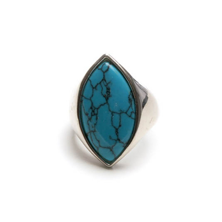 Peaceful Beauty Turquoise Ring