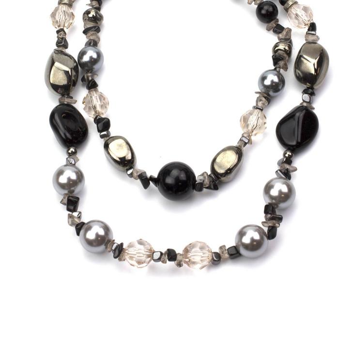 Midnight Rendezvous Necklace