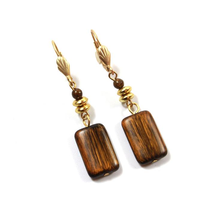 Woodstock Earrings