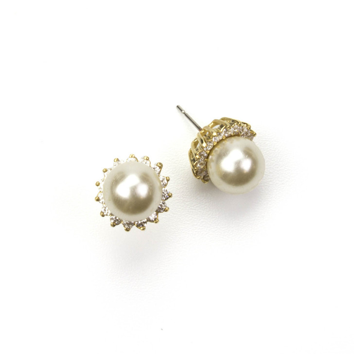 Forever Your Pearl Earrings