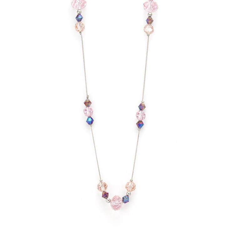 Dancing Crystals Necklace