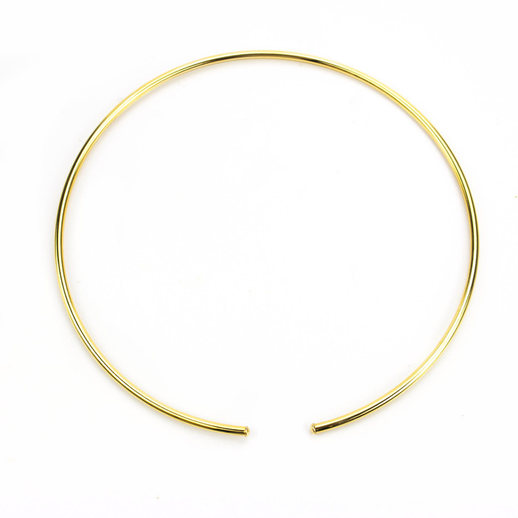 Ultimate Collar Gold Necklace