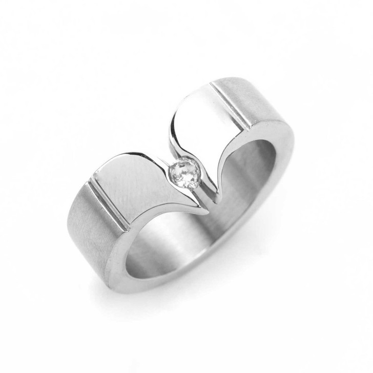 Stainless Steel Drop Ring