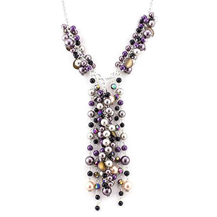 La Pearla Pearl Necklace