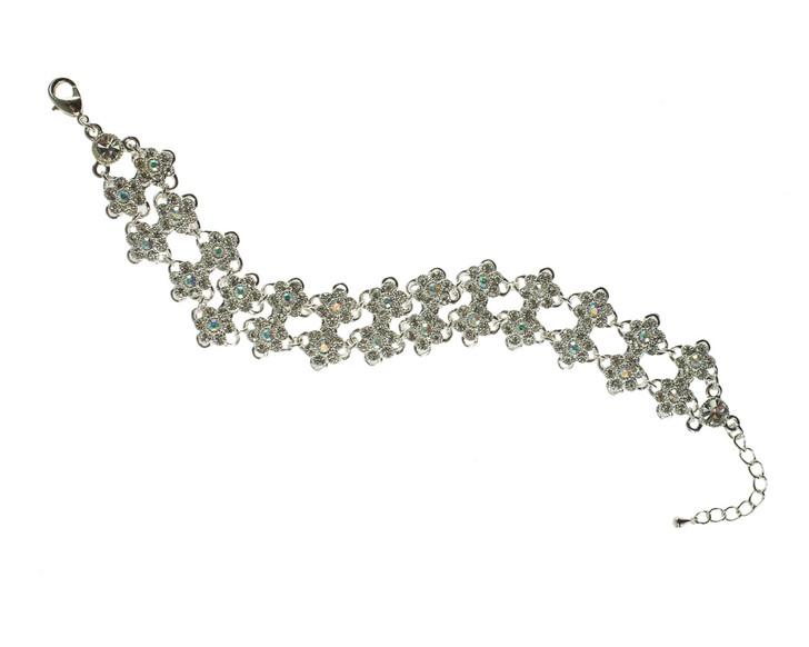 Cecile Crystal Bracelet