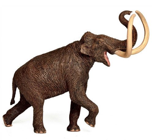 Steppe Mammoth by EoFauna
