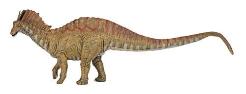 Amargasaurus by Papo