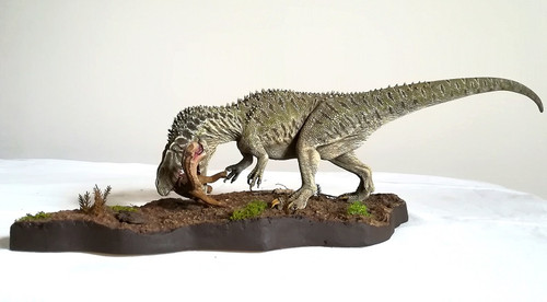 Torvosaurus Resin Kit by MO Models