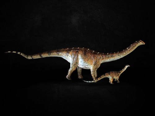 Galeamopus Resin Kit by MO Models