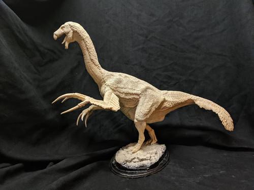 Therizinosaurus Resin Kit by Dinosaur Dungeon