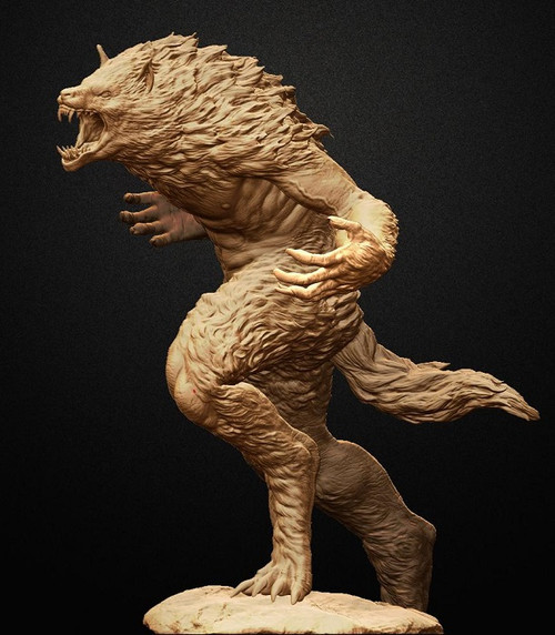 Lycan Resin Kit by MO Models