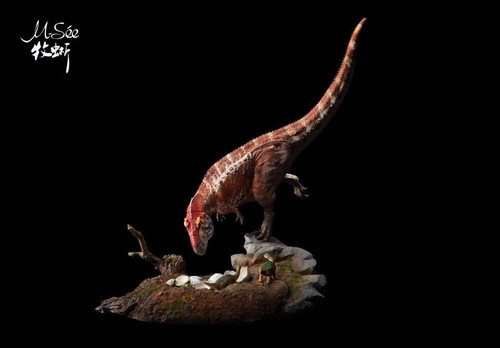 Mapusaurus Resin Kit by Musee Studio