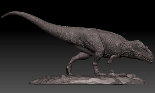Giganotosaurus Resin Kit by Chen