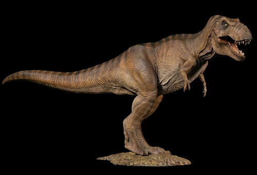 Tyrannosaurus Female by W-Dragon