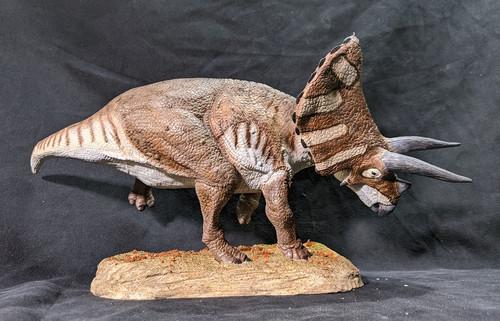 Torosaurus Resin Kit by Dinosaur Dungeon