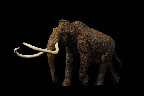 Woolly Mammoth Resin Kit by Lu Feng Shan