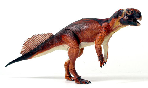 Psittacosaurus by Beasts of the Mesozoic