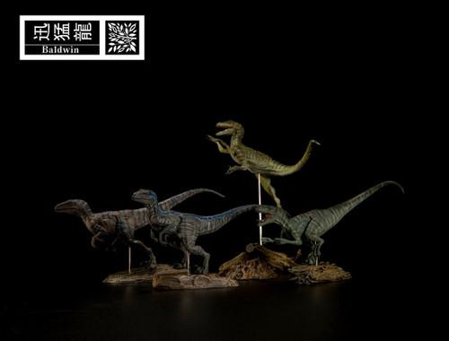 Velociraptor Squad by Nanmu