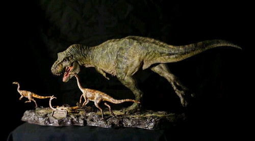 Tyrannosaurus Hunting Resin Kit by Passion Charger
