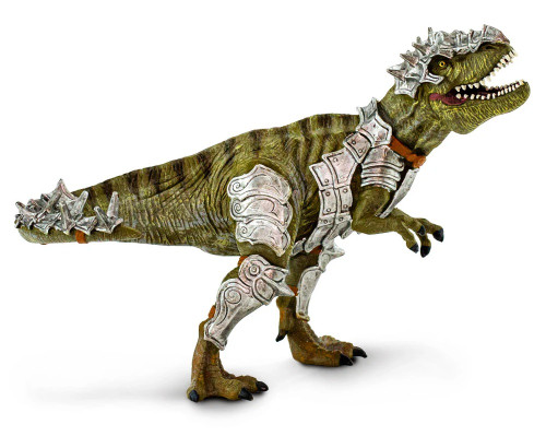 Tyrannosaurus Armored by Safari