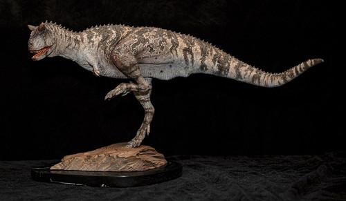 Carnotaurus by Memory Museum