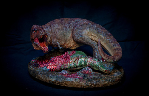 Tyrannosaurus Feeding Resin Kit by Passion Charger