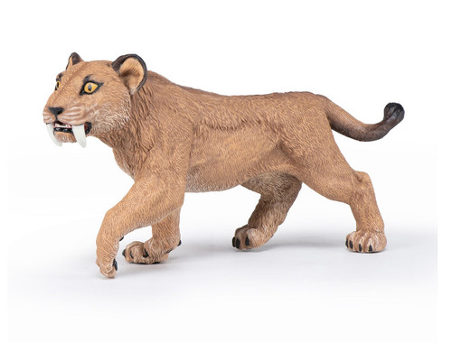 Smilodon Young Cub by Papo