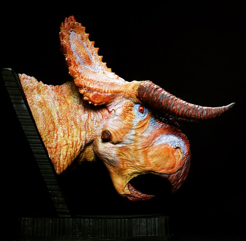 Nasutoceratops Bust Resin Kit by Passion Charger