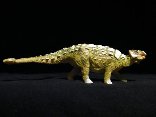 Ankylosaurus by Carnegie