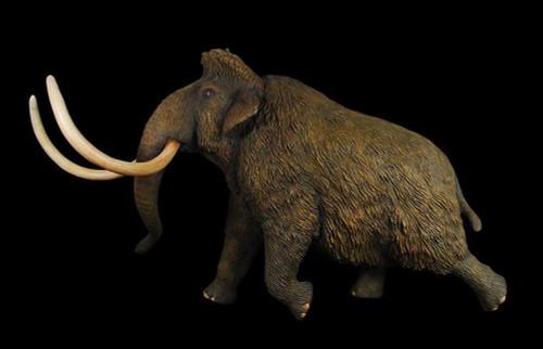 Woolly Mammoth 1:15 Resin Kit by Lu Feng Shan