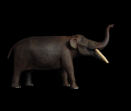 Gomphotherium Resin Kit by Lu Feng Shan