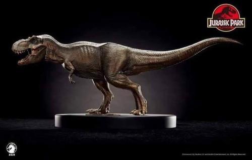 Tyrannosaurus Jurassic Park by W-Dragon