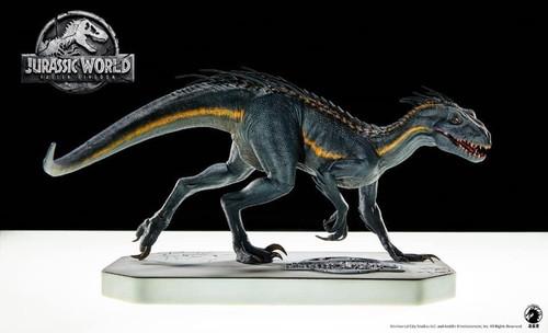 Indoraptor Jurassic World by W-Dragon