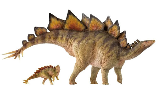 Stegosaurus Pair by PNSO