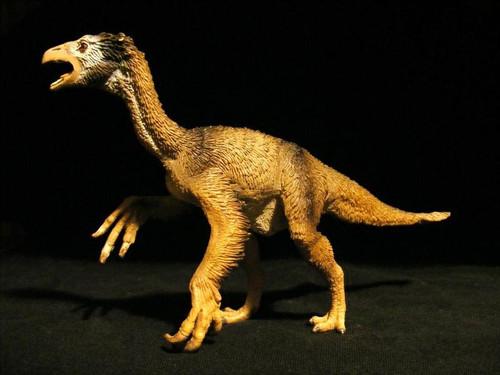 Beipiaosaurus by Carnegie