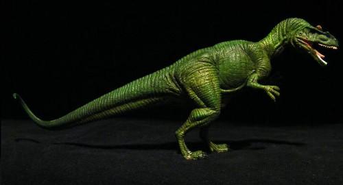Allosaurus by Wild Safari