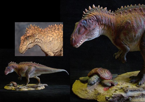 Acrocanthosaurus Resin Kit by Foulkes