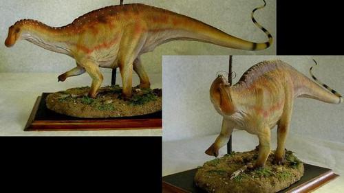 Dicraeosaurus Resin Kit by Foulkes
