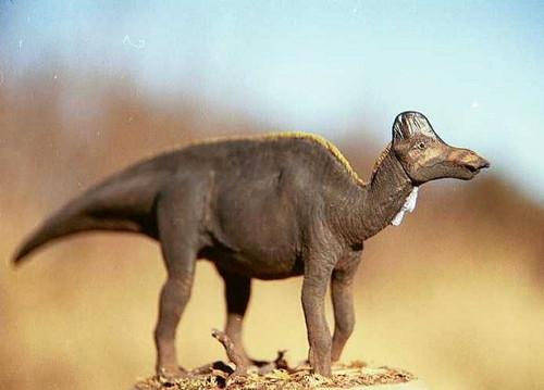 Corythosaurus Resin Kit by Salas