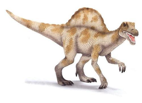 Spinosaurus by Schleich