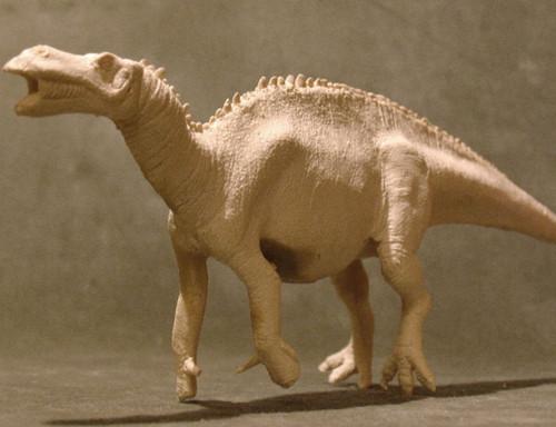 Iguanodon Resin Kit by Salas