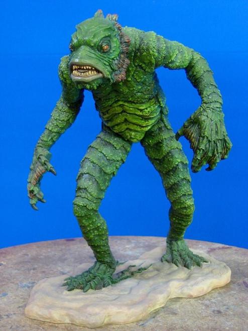 Gillman (light) Finished Model by Tony McVey