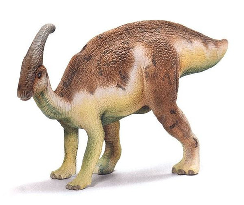 Parasaurolophus by Schleich