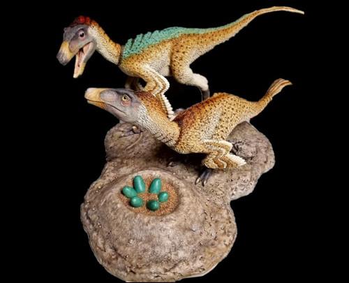 Troodon Resin Kit by Foulkes