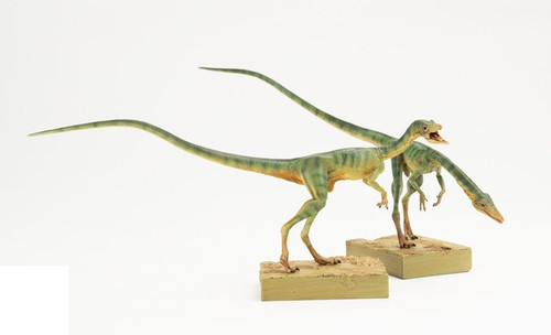 Compsognathus Pair by Dino Dream
