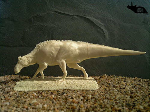 Edmontosaurus Resin Kit by Lone Trike Studio