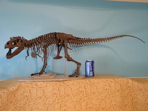 Tyrannosaurus Resin Kit by Desert Dinosaurs