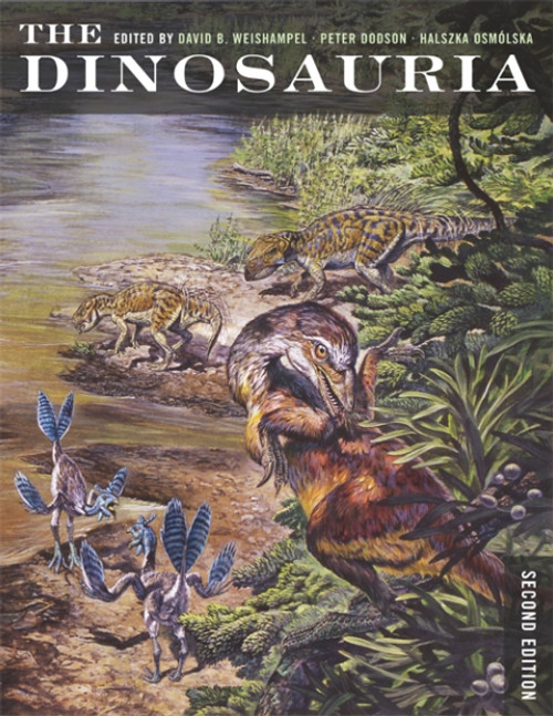 """The Dinosauria: Second Edition"" by David B. Weishampel, Peter Dodson, and Halszka Osmólska"