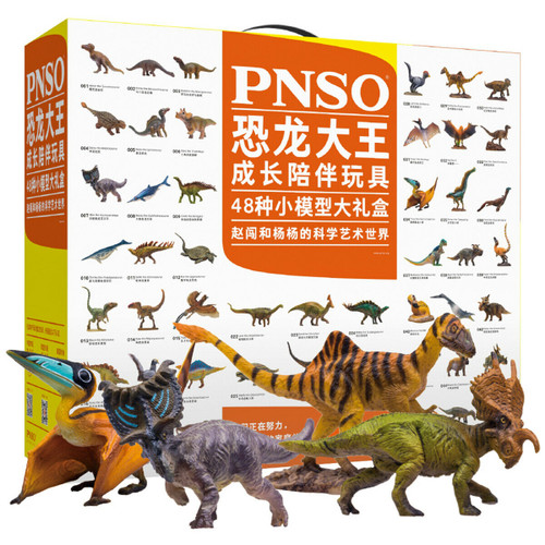 Mini Figure Set of 48 by PNSO
