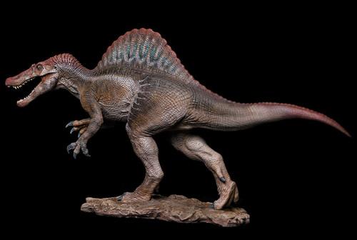 Spinosaurus by W-Dragon